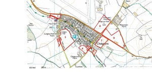 Possible Development Sites Chalgrove