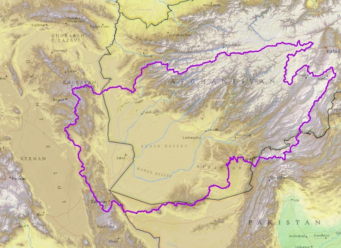 GIS map 1